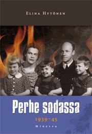 Perhe sodassa 1939-45 kansikuva